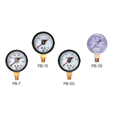 Puressure gauge