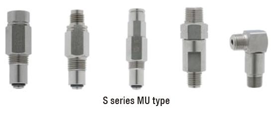 S series Model: MU